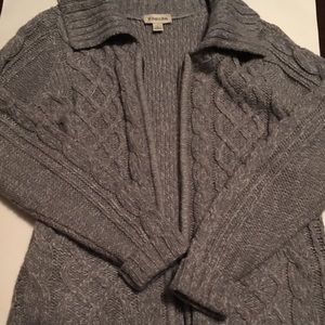 St.Johns Bay Gray Sweater